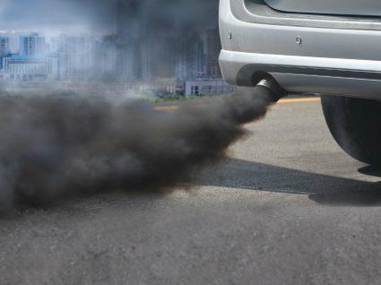 fumo preto automóvel