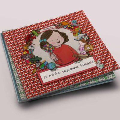 livro personalizado para criança