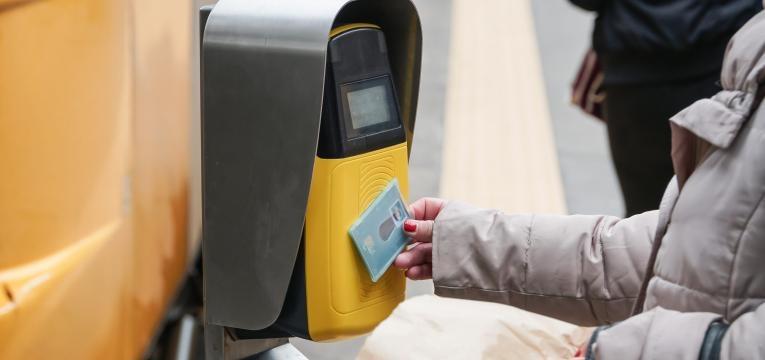 validar passe metro