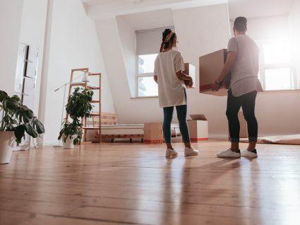 arrendar casa com ou sem mobília