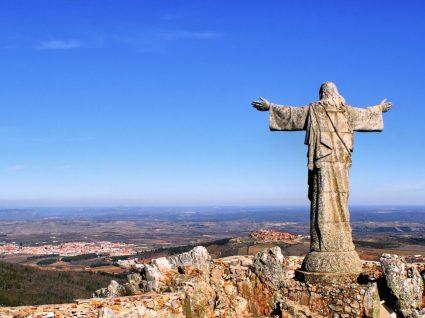 Vista de Figueira de Castelo Rodrigo