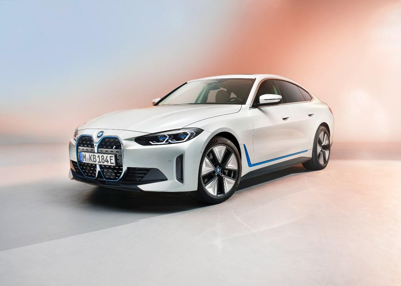 BMW i4, um dos carros elétricos com maior autonomia
