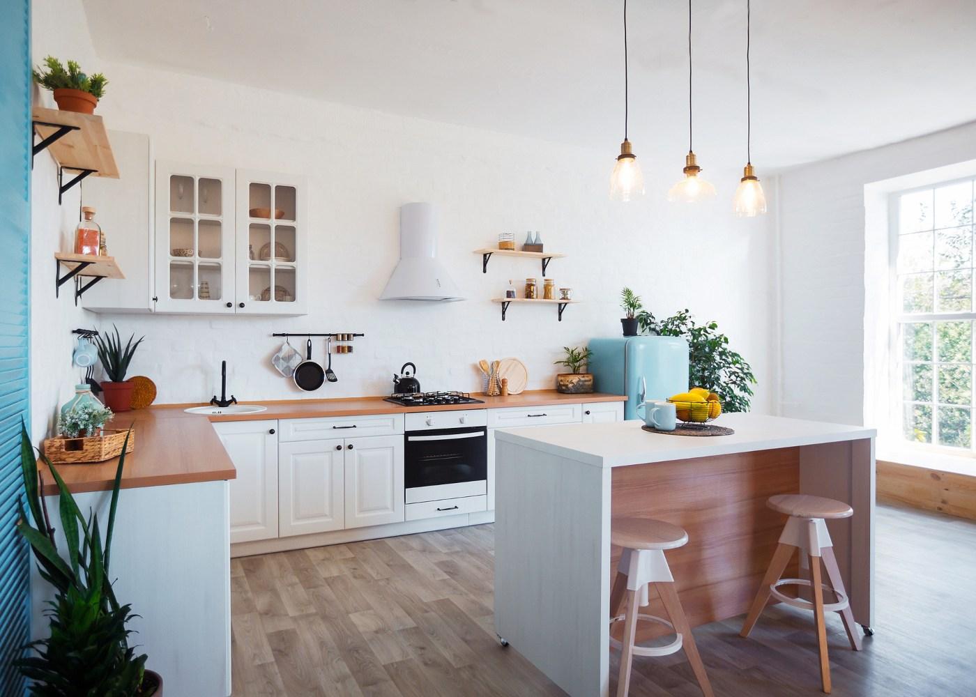 cozinha moderna equipada