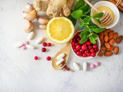 Alimentos para o sistema imunitário