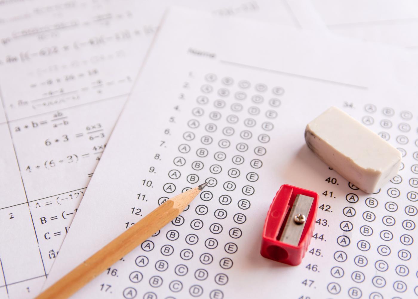 exemplo de exames nacionais