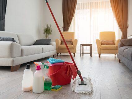 hábitos para uma casa mais limpa