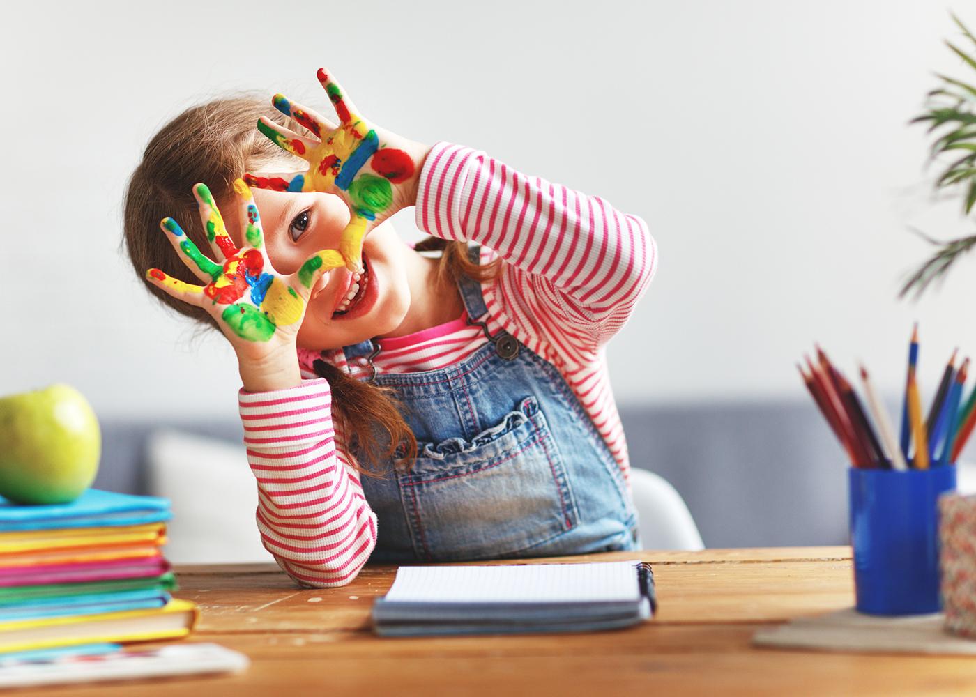 reabertura da educação pré-escolar