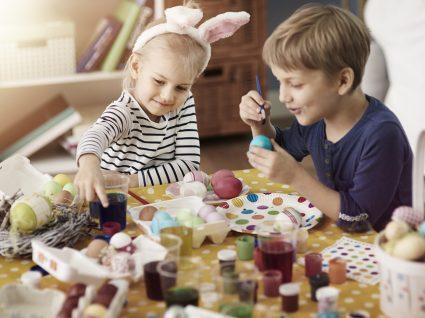 atividades para crianças nas férias da Páscoa