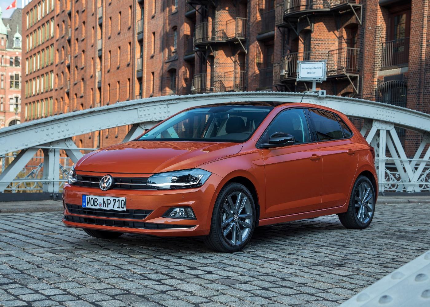 Volkswagen Polo, um dos