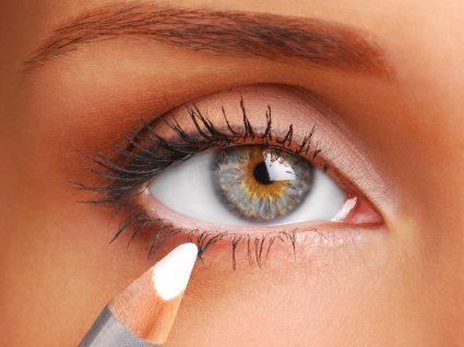 Lápis de eyeliner branco