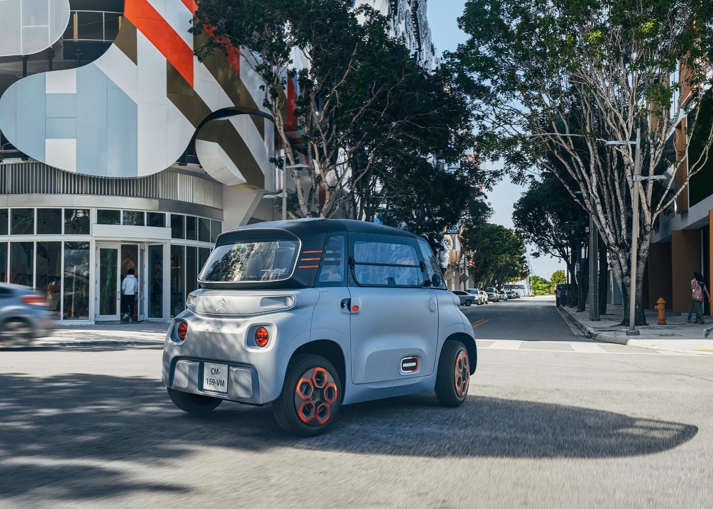 Citroen Ami, um dos melhores carros para jovens