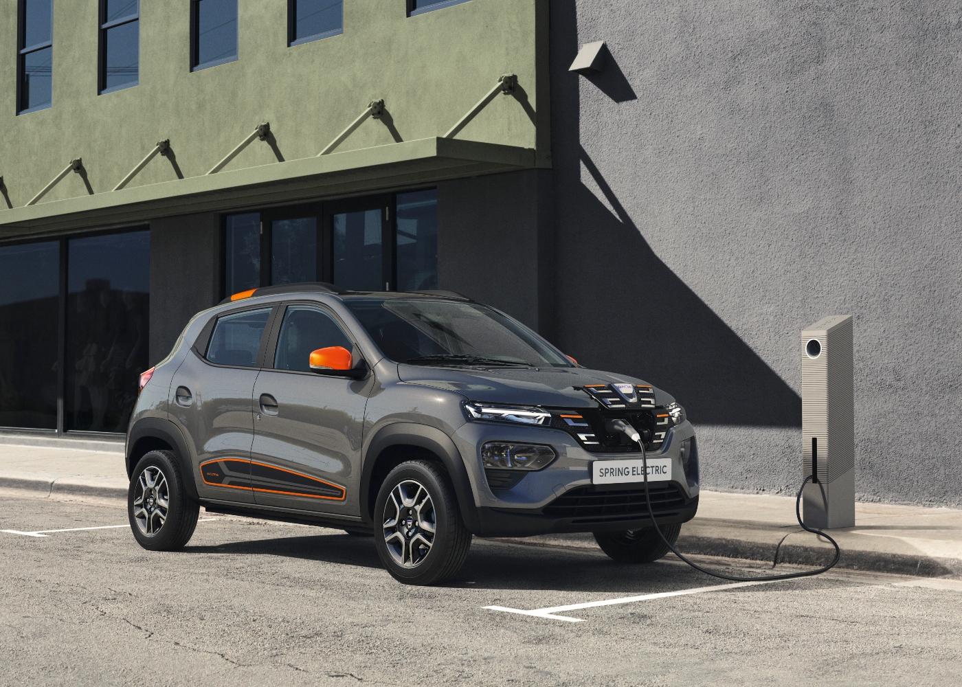 Dacia Spring Electric, um dos melhores carros para jovens