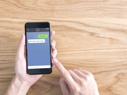 Apagar mensagens no messenger