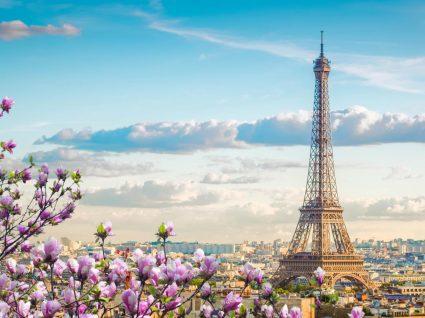 Vista da Torre Eifeel num roteiro de 3 dias em Paris