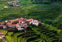 Vista geral da aldeia do Sistelo