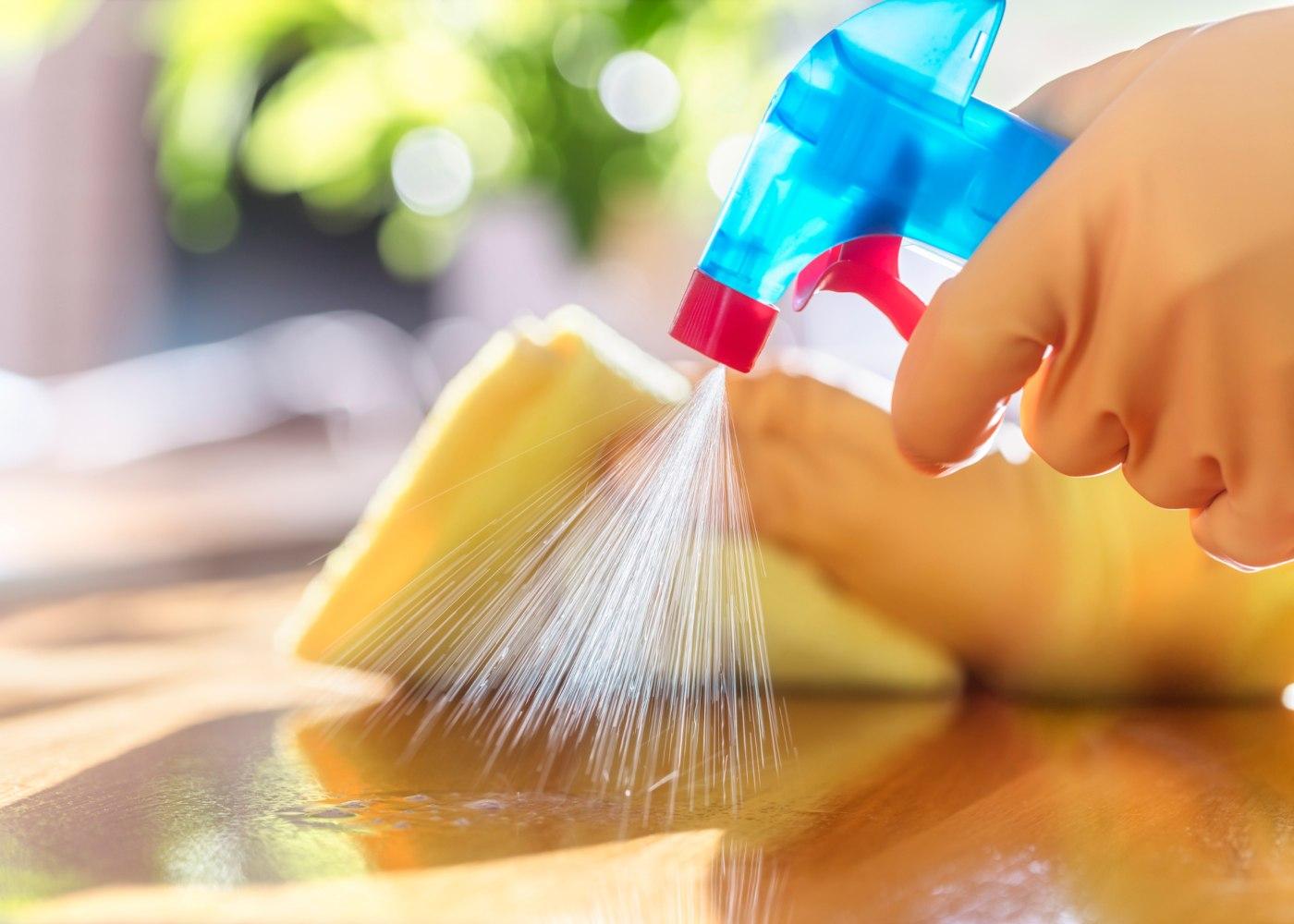 Checklist limpezas de primavera: inspiração Martha Stewart limpar o pó