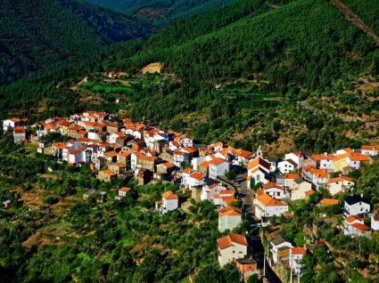 Cabeça uma das aldeias de montanha de portugal
