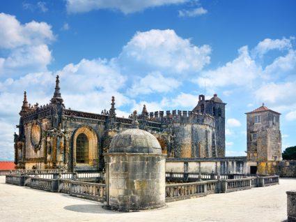 Convento de Cristo na Rota dos Templários