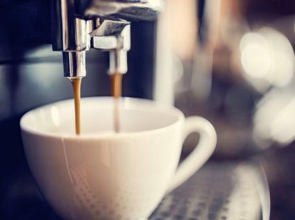 máquina para fazer café em casa