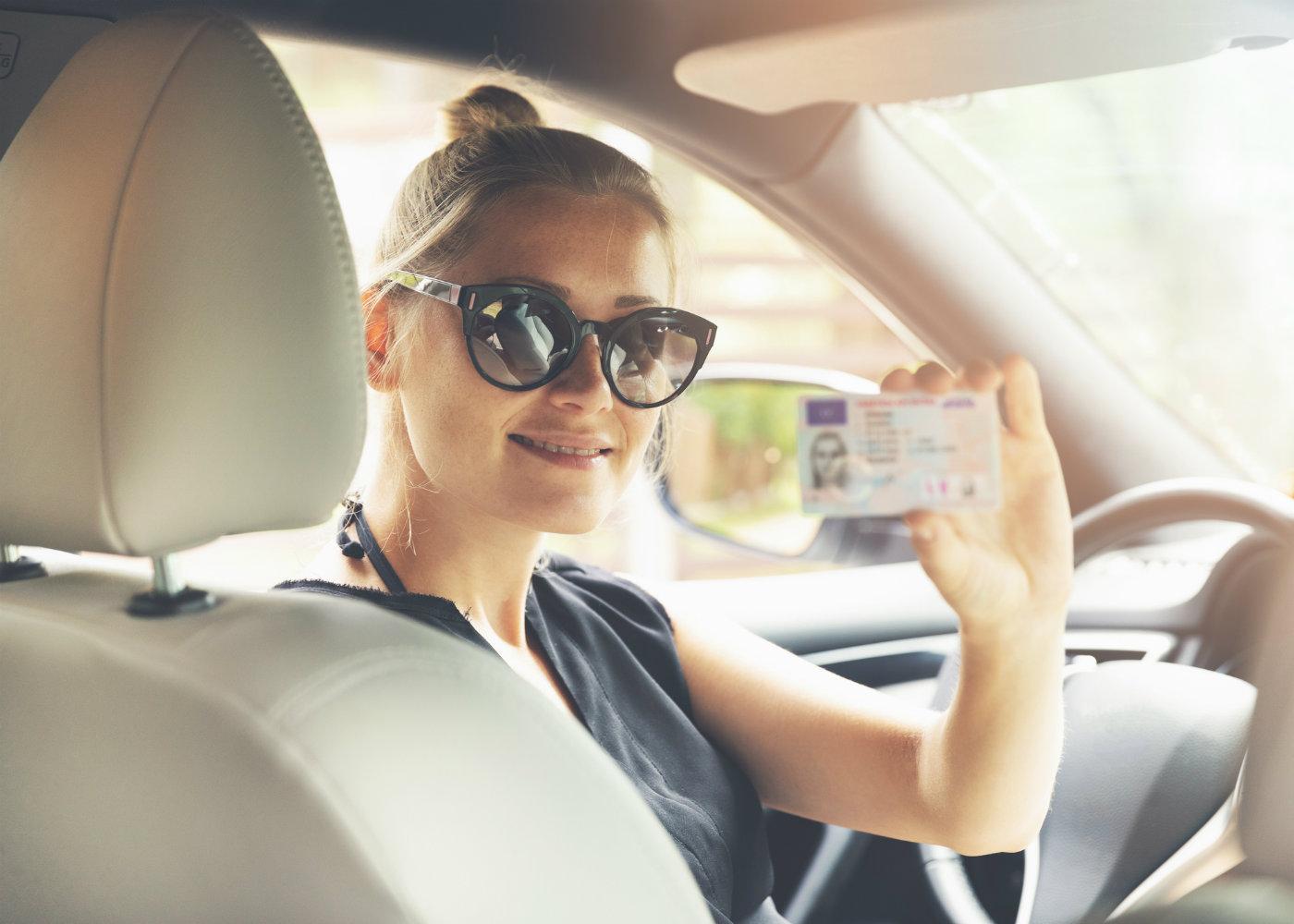 categorias da carta de condução