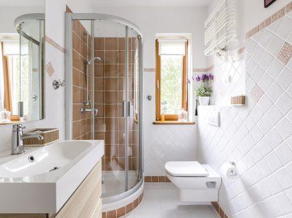 Casas de banho pequenas