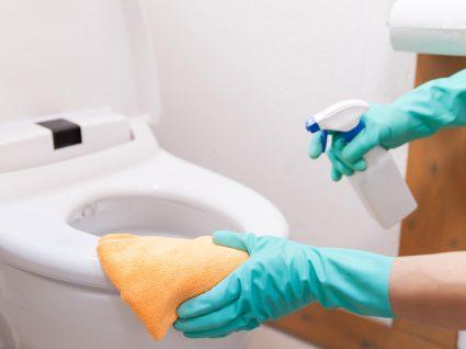 como limpar sanita