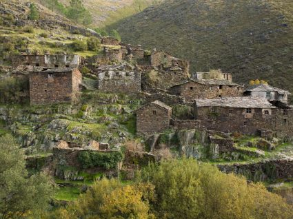Drave aldeia abandonada