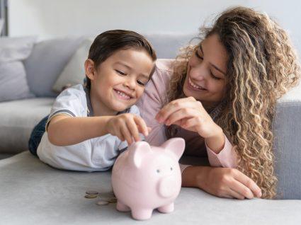 Ensinar o valor do dinheiro aos filhos