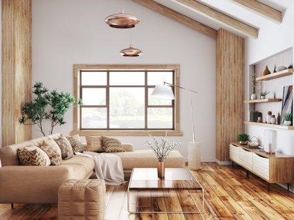 casa materiais naturais