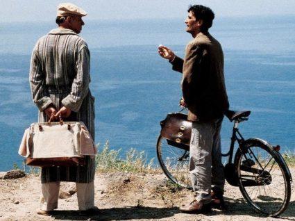 Ilha de Salina no filme o carteiro de pablo neruda