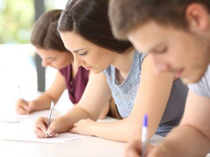 provas de ingresso no ensino superior