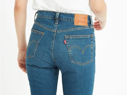 Calças modelo Levis 501