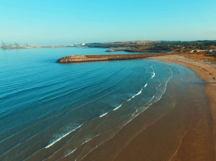 São Torpes é a praia com as águas mais quentes