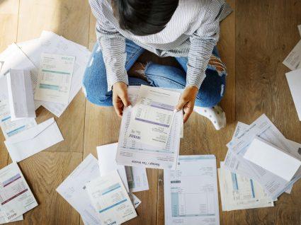 prescrição de dívidas