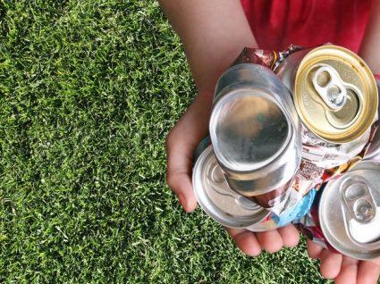 Reciclar embalagens dá descontos no supermercado