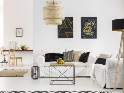 6 dicas de decoração de sala para ter em conta