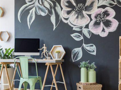 Tinta de ardósia: 7 ideias criativas para utilizar na decoração da sua casa