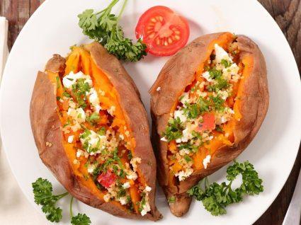 Batata-doce recheada: 5 receitas desta delícia