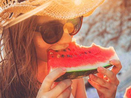 Os benefícios da melancia para a sua dieta e saúde