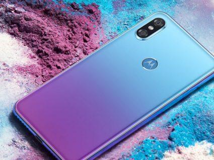 Motorola P30: mais do que uma cópia do iPhone X