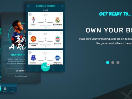 Kiss My Score: a app portuguesa para apostar no Mundial sem dinheiro