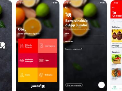Jumbo lança app para facilitar compras e evitar filas