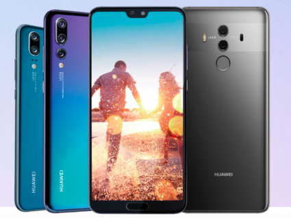 Campanha de Retoma Huawei: o seu smartphone pode render até 415€