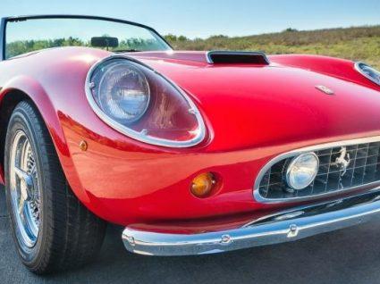 15 carros italianos mais marcantes da história