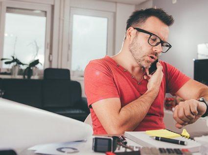 Como se pode ver livre de um operador de telemarketing?