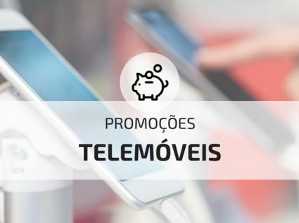 As melhores promoções em telemóveis da semana