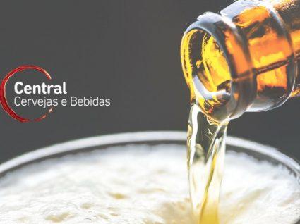 Central de Cervejas com oportunidades de emprego
