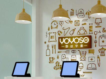 Yoyoso Korea, uma nova loja de artigos com inspiração coreana