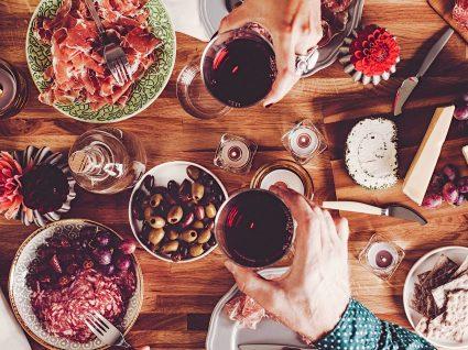 5 receitas Bimby para um jantar volante de amigos de comer com os olhos