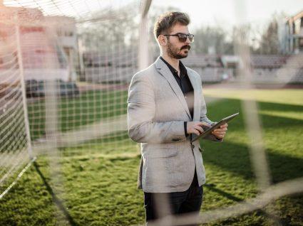 O que faz um empresário de futebol?
